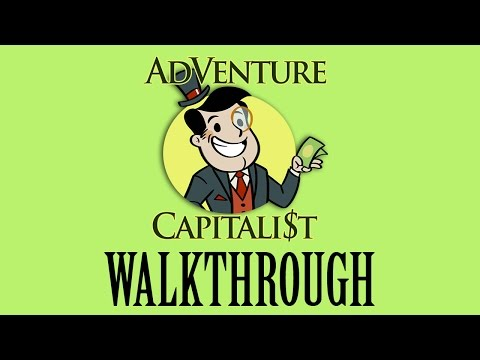 AdVenture Capitalist Walkthrough Thumbnail
