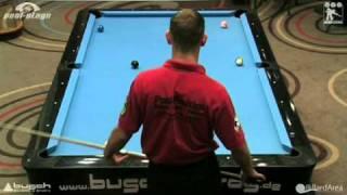 2011-01 Brunner-Steinlage 8-Ball, Pool Billard Bundesliga