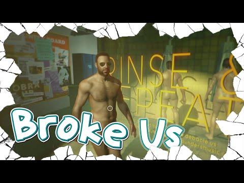 Rinse & Repeat: Male Shower Simulator