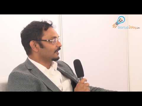 Chakradari Founder of Xwash With Startup2day