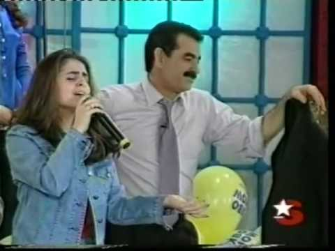 Ibrahim Tatlises vs azeri kızı Günel 2012