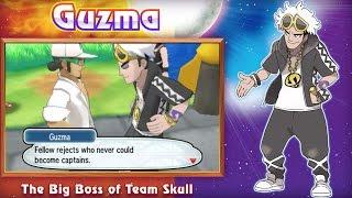 Pokemon Sun/Moon - Meet Team Skull & More Pokemon by GameSpot