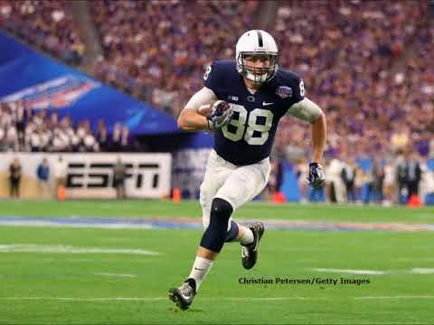 Mike Gesicki talks preparations for the NFL, career at Penn State, and more