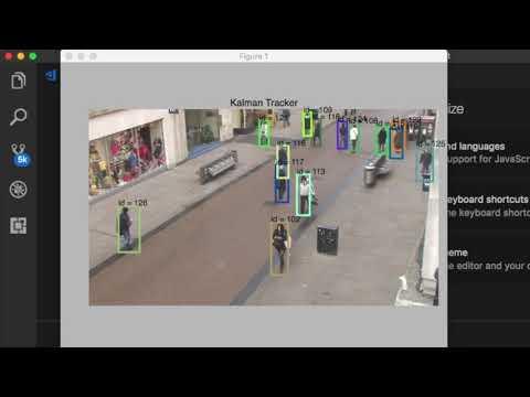 Imagens de calor - [Guardian Computer Vision] Tracking objetos - Processamento Imagem