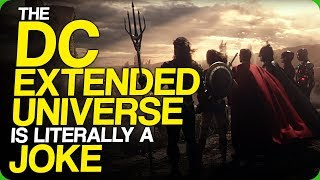 The DC Extended Universe is Literally a Joke (Aquaman and the Future of the DCEU)