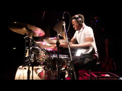 Morgan Simpson -  Young Drummer Of The Year Winner 2014
