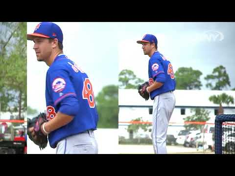 Video: WATCH: Jacob deGrom is deGOAT at Mets spring training with A-Rod