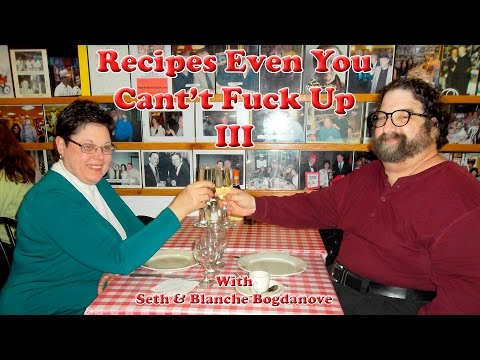 Recipes Even You Can't F*ck Up 3 (видео)