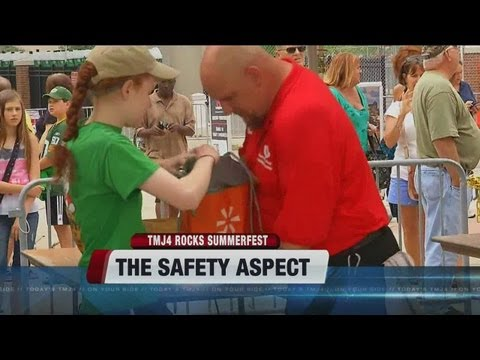 Heightened security efforts at Summerfest