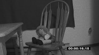 Annabelle Doll Attack Footage 1969 (Original Doll)