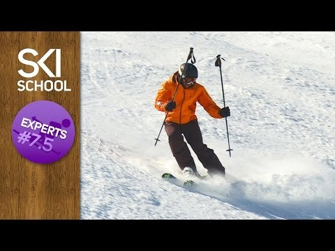 Expert Ski Lessons #7.5 - Skiing Steeps