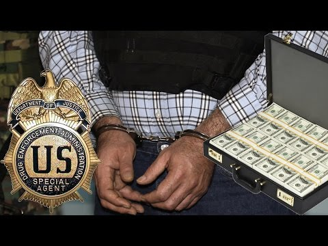 What a DEA agent did after being offered $3 million