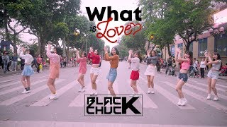"Video [KPOP IN PUBLIC CHALLENGE] TWICE (트와이스) - ""What is love?"" DANCE COVER by BLACKCHUCK from Vietnam MP3, 3GP, MP4, WEBM, AVI, FLV Januari 2019"
