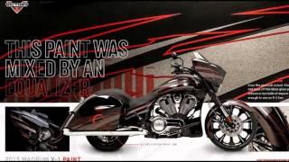 10. New 2016 Victory Magnum X-1 2017 Classic Luxury Motor