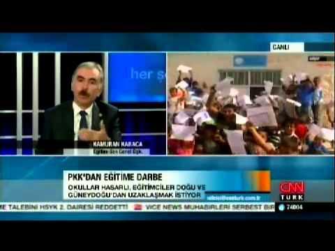 CNNTurk 03 09 2015 - Kamuran Karaca, Mirgün Cabas'a konuk oldu