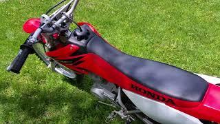 8. 2004 Honda CRF 100F for sale $1300