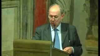 Il ruolo del Parlamento - On. Secchi