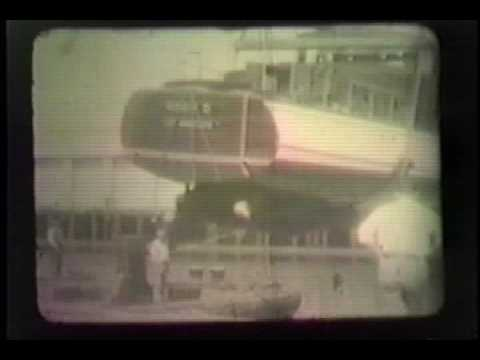 The 1926 Launching of Robin II, Peggy-Lou, Adele and Parthenia Part 1