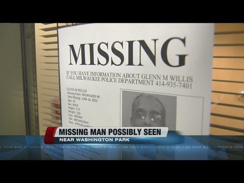 New possible lead in search for missing Milwaukee man