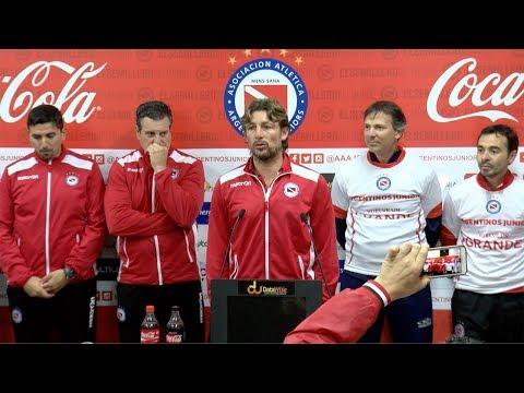 Argentinos Juniors regresó a Primera con una victoria agónica