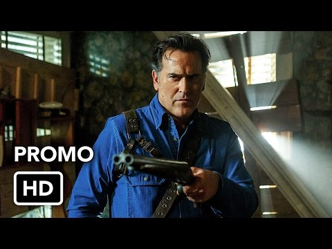 "Ash vs Evil Dead 2x06 Promo ""Trapped Inside"" (HD) Season 2 Episode 6"