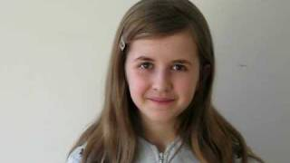 12-year-old Lia speaks out on the issue of abortion