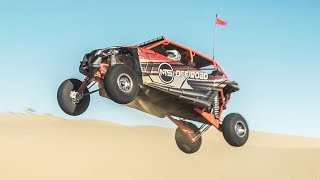 Video Can-am X3 RS Max Shreds Glamis with New Agency Power Valved Slip-on Muffler! MP3, 3GP, MP4, WEBM, AVI, FLV November 2017