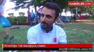 Birinciliğe Tek Bacağıyla Uzandı Haberler.com