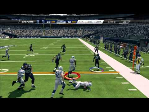 Madden 25 :: Madden 25 Gameplay :: Online Gameplay-Colts Vs.Seahawks – Baby GS Hiding My Stuff!