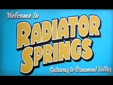 Map-addon Radiator Springs v1.1
