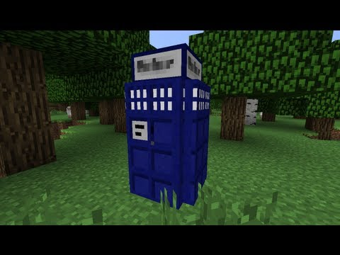 tardim time and relative dimension in minecraft
