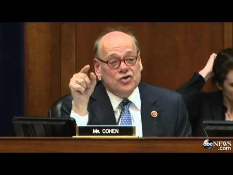 pot - Rep. Steve Cohen asks Dep. Director of Drug Control Policy to explain US's equal treatment of pot and heroin.