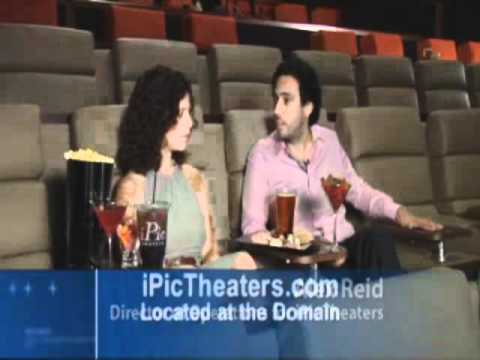 CW in Austin Star Mandy tours iPic Theaters at the Domain in Austin TX