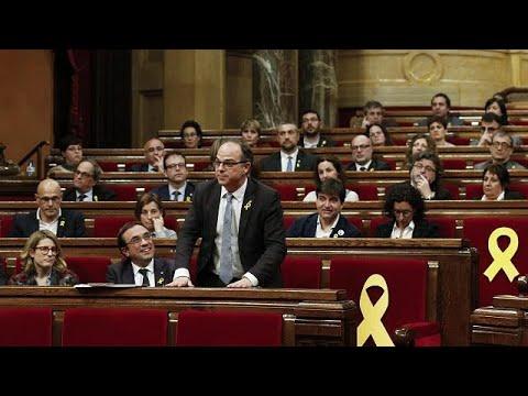 Καταλονία: Τρίτο «όχι» στην εκλογή προέδρου
