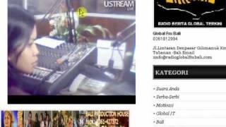 Cara dengar Radio Online