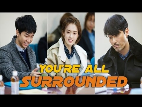 Youre All Surrounded's First Script Reading (March 21, 2014) & Start Filming