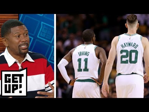 Jalen Rose predicts Celtics go to Finals with healthy Kyrie Irving, Gordon Hayward | Get Up! | ESPN