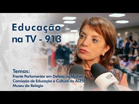 Frente Parlamentar em Defesa da Mulher / Comissão de Educação e Cultura - ALESP / Museu do Relógio