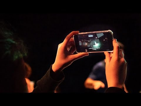 DramaTech Theatre Uses Augmented Reality in