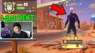 So today I bought the Fortnite Galaxy Skin.. (Fortnite Battle Royale)