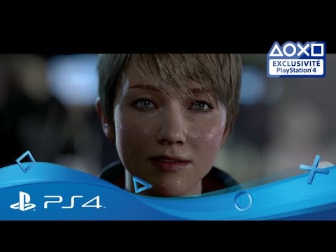 Detroit: Become Human - Trailer d'annonce