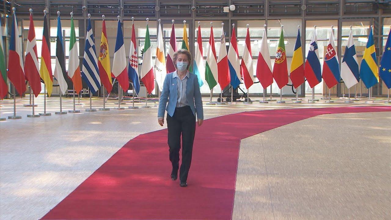 Πρόεδρος Κομισιόν: «Τα πράγματα κινούνται προς τη σωστή κατεύθυνση»