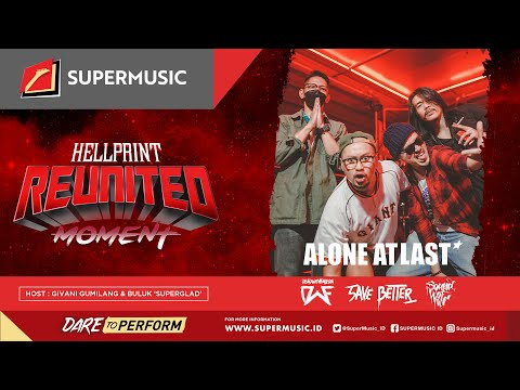 Reunited Moment Eps.12 - Alone At Last | Dead With Falera | Sound Of War | Save Better