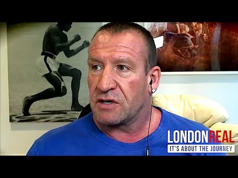 Dorian Yates – Ayahuasca & DMT | London Real
