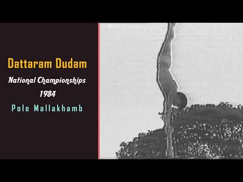 Dattaram Dudam Pole Mallakhamb