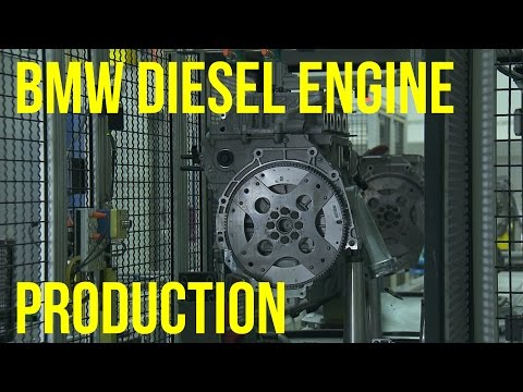 New diesel bmw engines фотография
