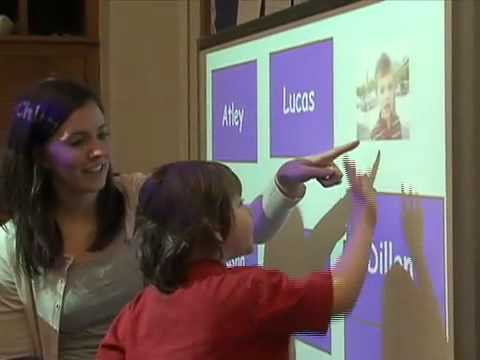 Technology in Early Childhood Family Education Classrooms