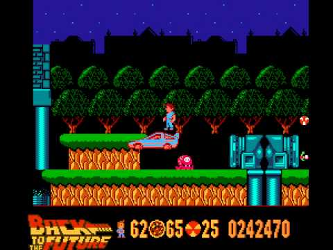 back to the future nes rom