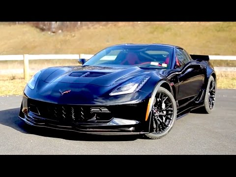 2015 Chevrolet Corvette Z06 Review – Fast Lane Daily