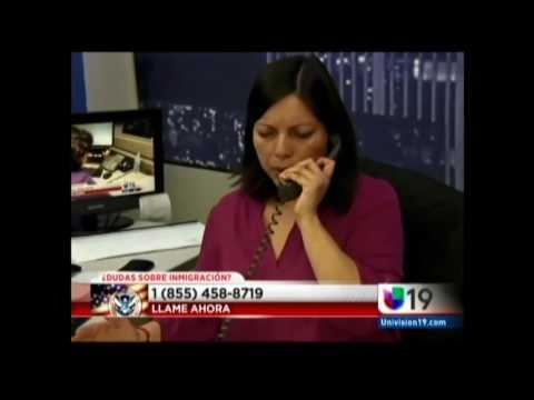 Banco de llamadas Actualidad Migratoria
